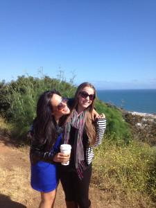 Melissa and Nicole