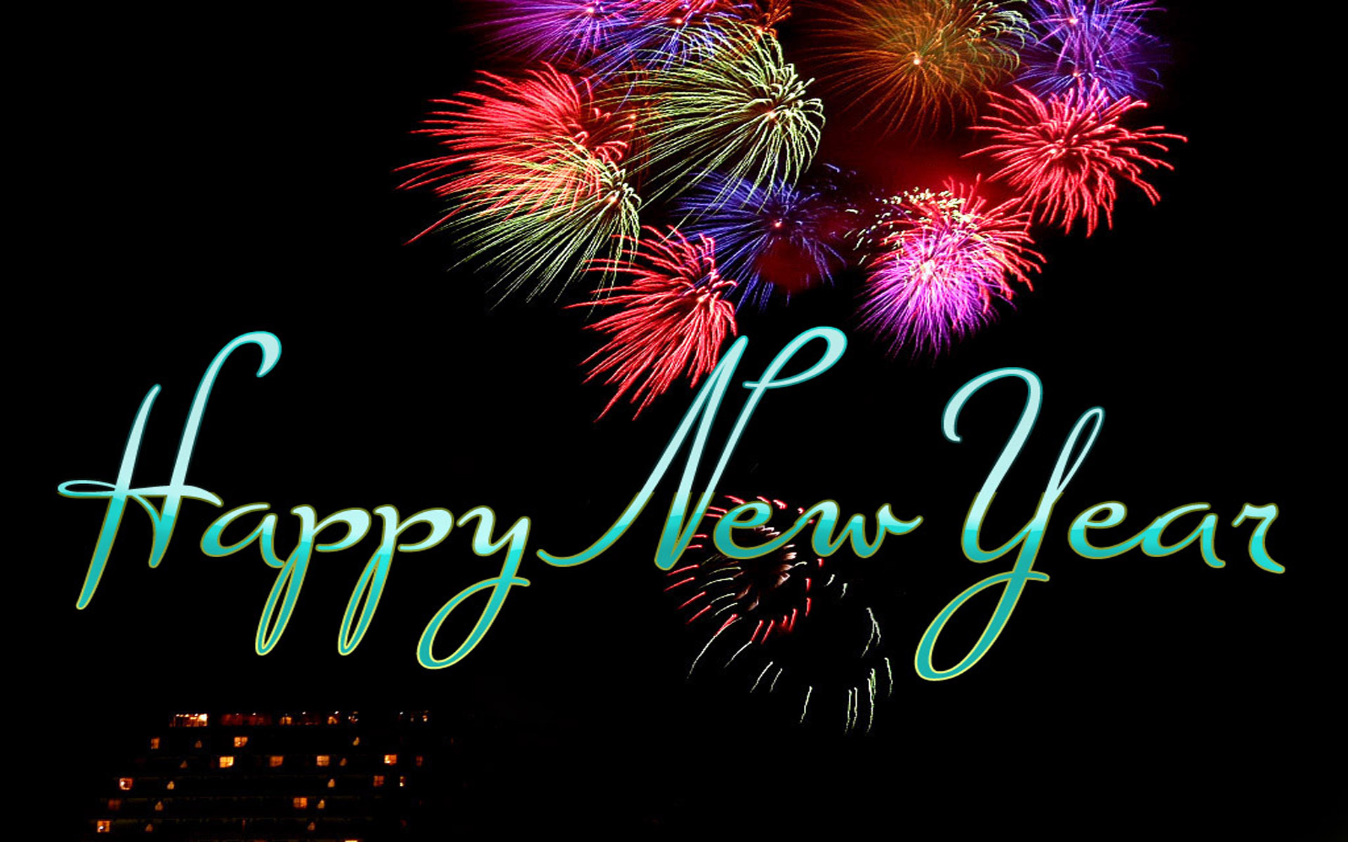 Happy New Year! Here's to 2014…