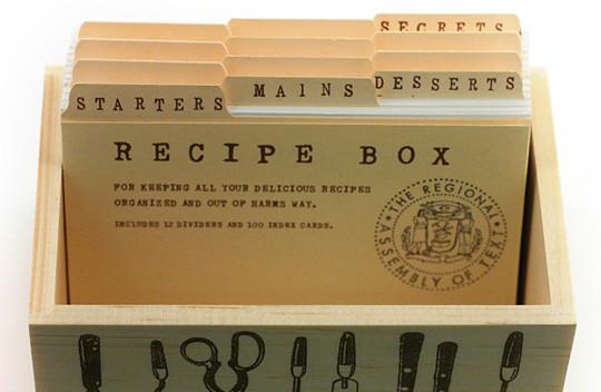 recipebox