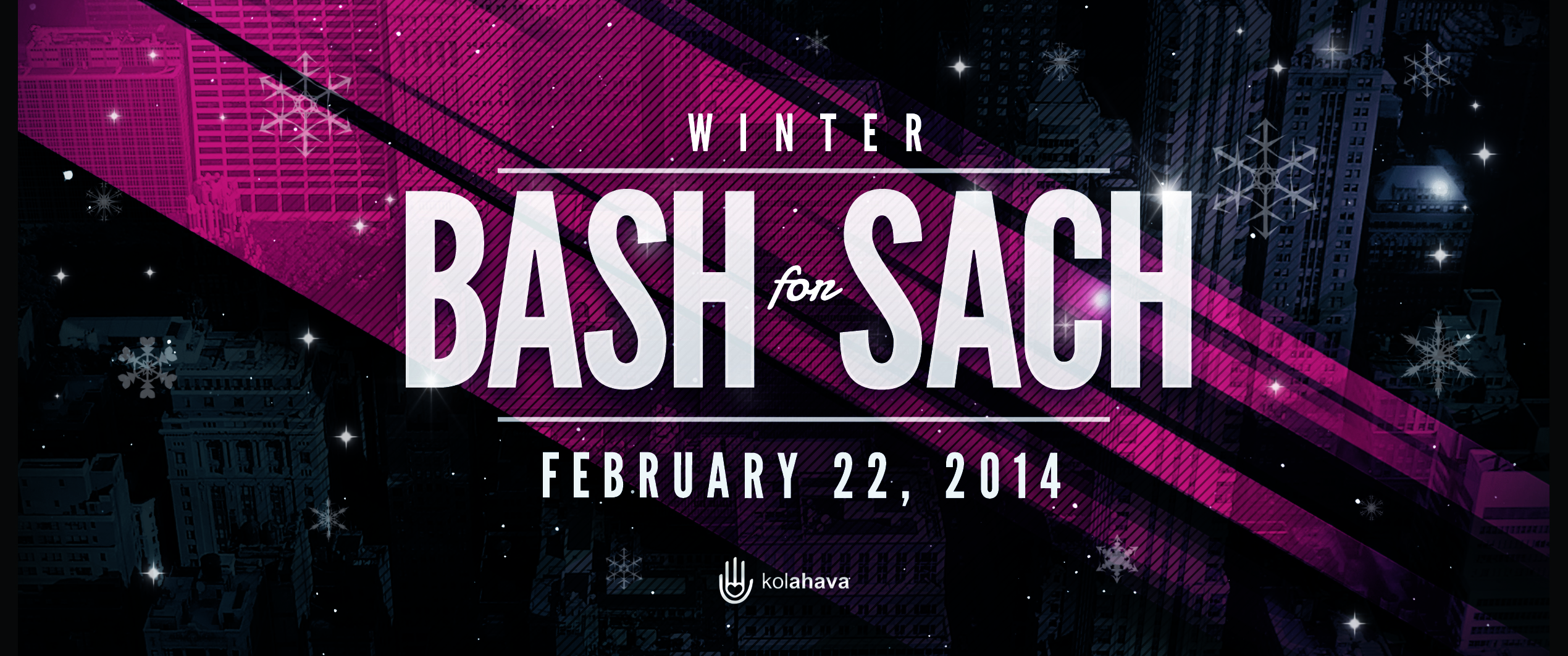 Kol Ahava's Winter Bash For SACH