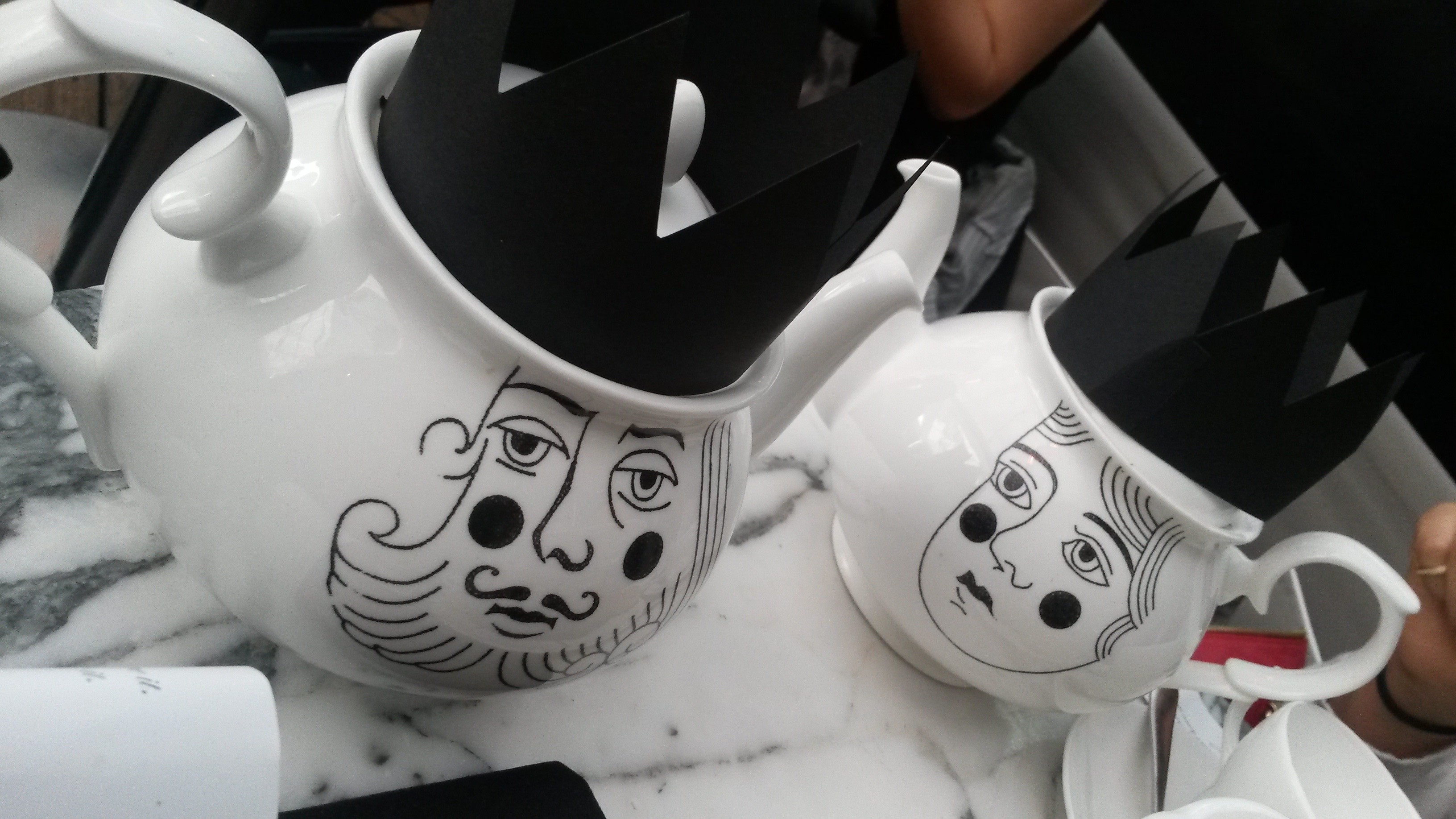 London's Mad Hatter Tea Party