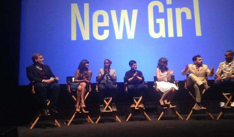 New Girl Panel