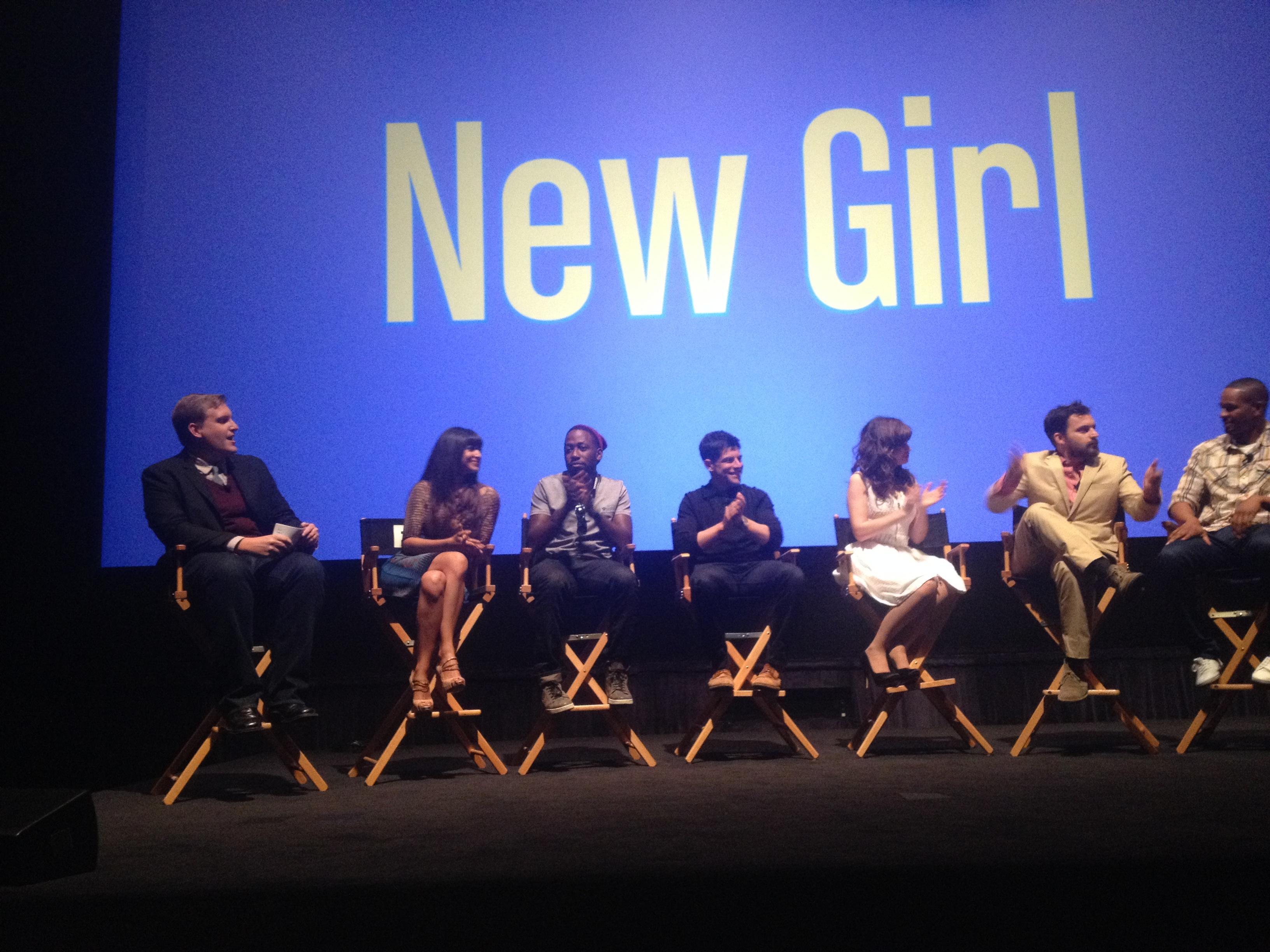 New Girl Emmy Panel