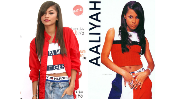 Zendaya Cast As Aaliyah