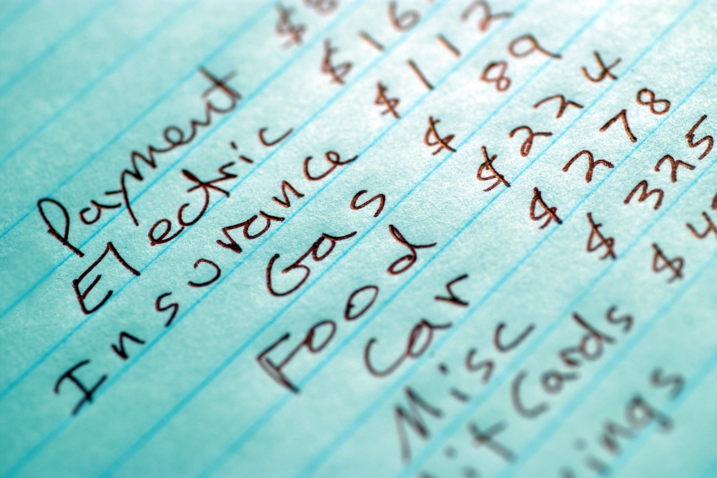 Tips on How to Budget
