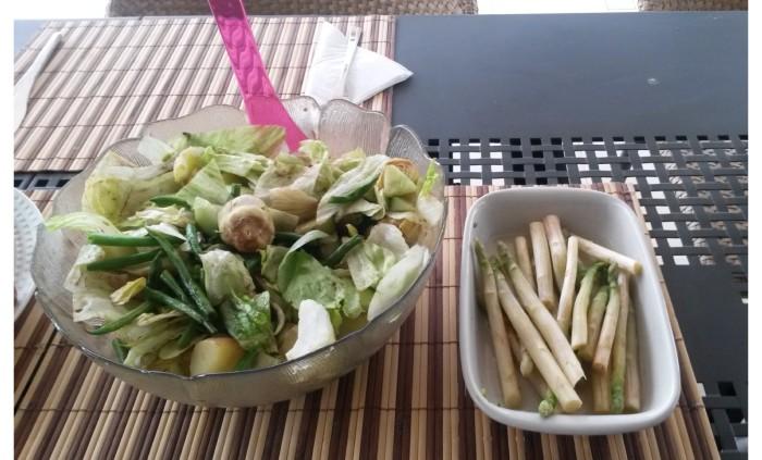 Summer Artichoke Salad