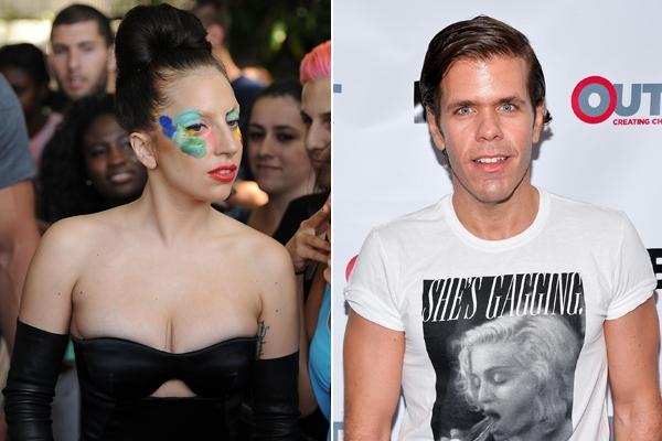 Perez Hilton VS Lady Gaga