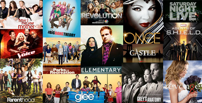 Gearing up for fall TV…