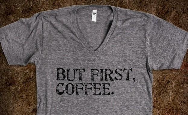 I've Sold My Soul…To Coffee