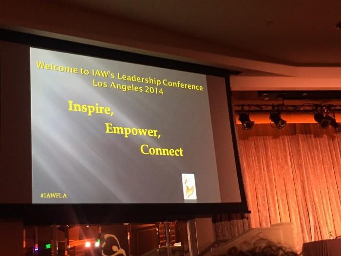 Iranian American Women's Leadership Conference: LA