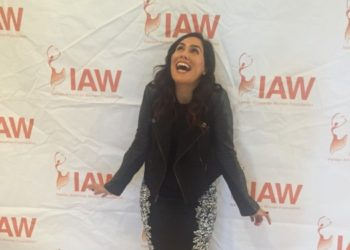 Clearly I was stoked to be there
