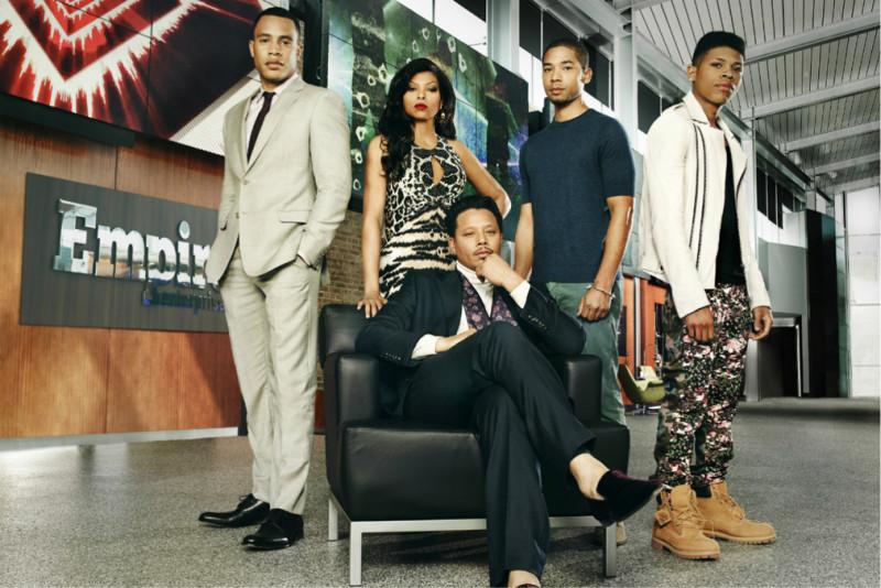 'Empire' on Fox: A Star Is Born