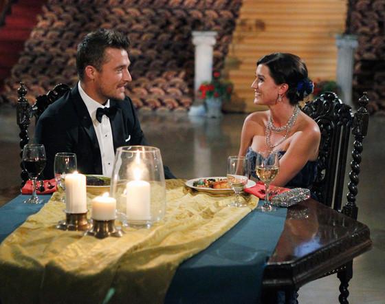 Jade & Chris on their Cinderella Date