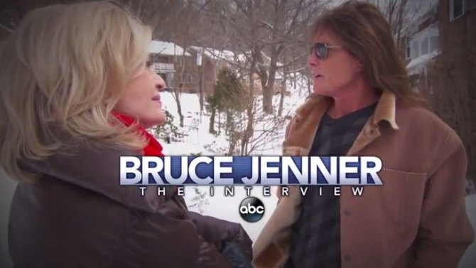 Bruce Jenner Breaks His Silence