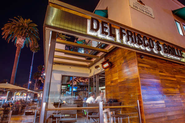 Nic's Foodie Pick For LA Foodies: Del Frisco's