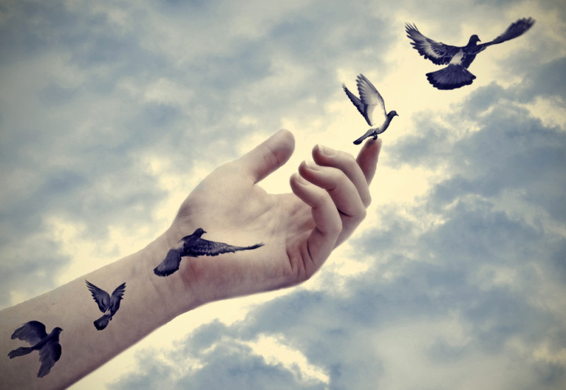 MORAvational Monday: Letting Go