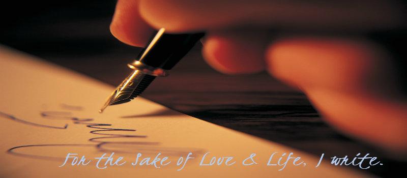The Writer & Her Pen