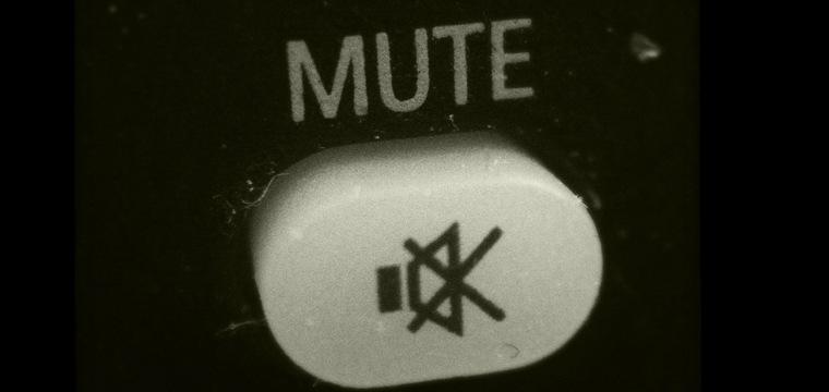 MORAvational Monday: Pressing Mute