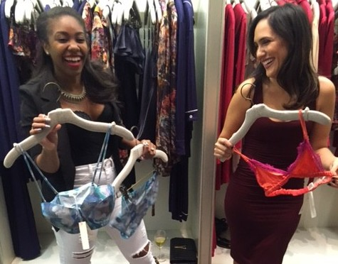 Vanessa Simmons x Naked Princess Launch