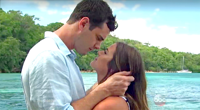 Ben and Jojo fall in love in Jamaica... and so do him and Lauren B.