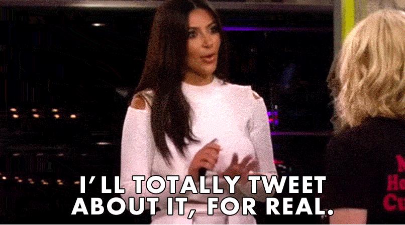 Kim Kardashian vs Social Media