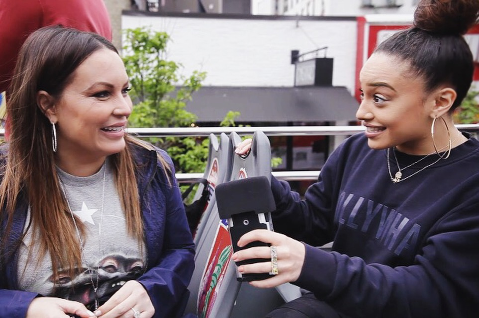 A Ride Of Fame With Angie Martinez And Ivy Rivera