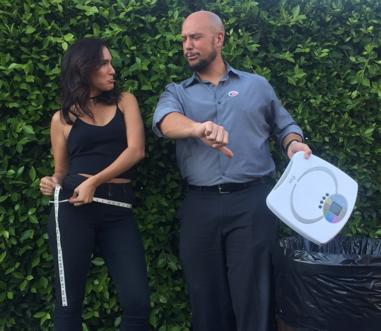 #LoveYourBodyMORA: Throwing Out The Scale