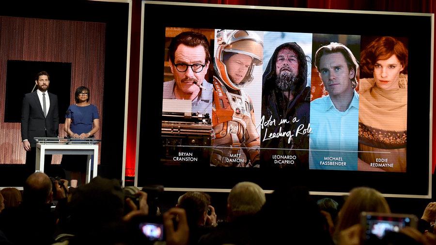 Oscars Not So White 2017