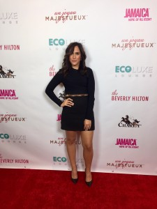 ecoluxe red carpet