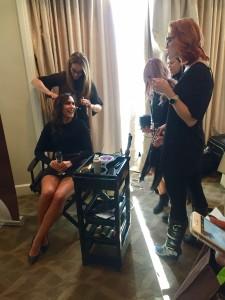 ecoluxe - makeup station