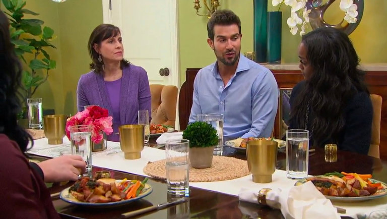 Bryan can't take the heat when he meets The Lindsays. What's the problem Bryan? I thought you were from Miami.