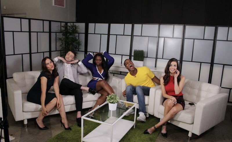 Meet The FaceTime Five By FaceTime Entertainment