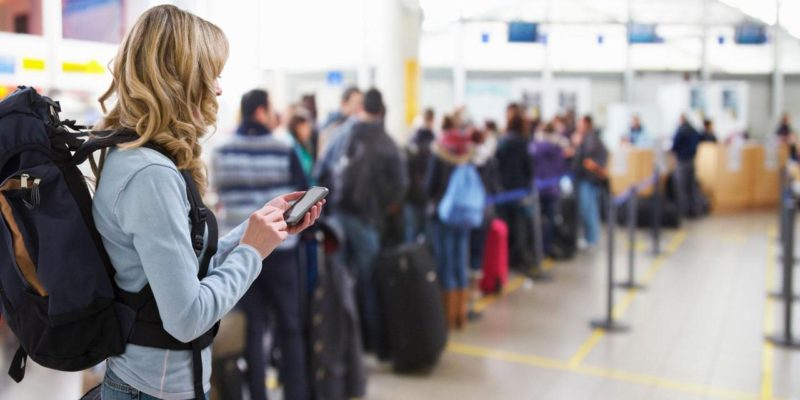 Blonde Girls Guide to Airport Travel