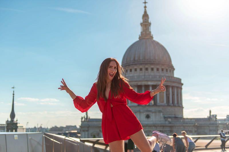The London Series: Photographs Around Saint Paul's