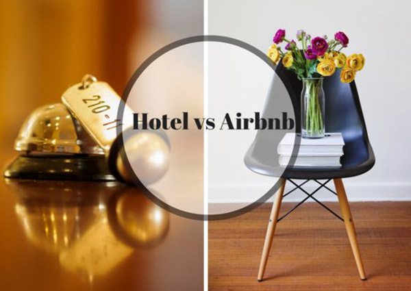 London: The Grange Holborn Hotel VS Airbnb