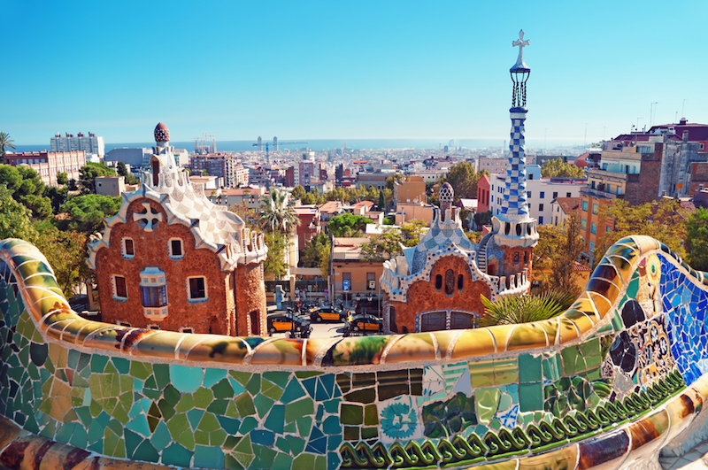 A Quick Trip To Barcelona, Spain