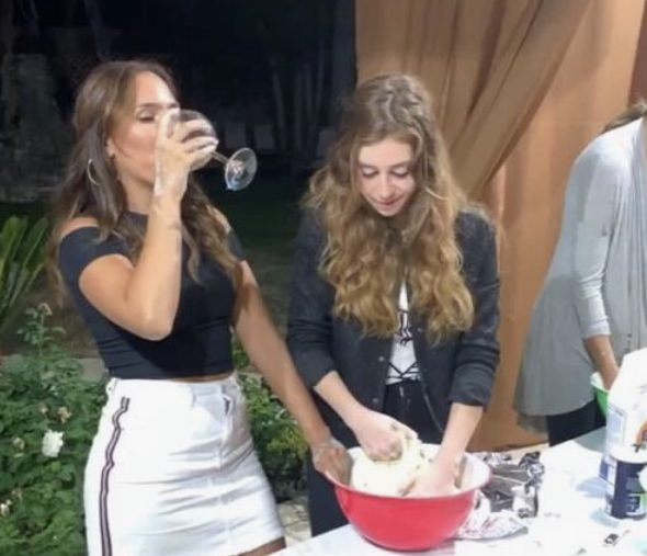 The Professional Wedding Guest: Challah Baking Party