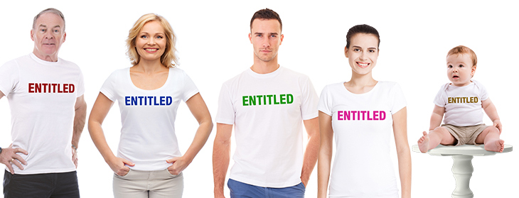 Afraid of Being Called An Entitled Millennial