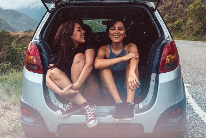 Road Trips: Driving Away Can Drive You Together