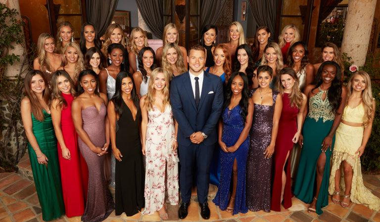The Bachelor, Colton Underwood, and the contestants who will be vying for his heart this season.