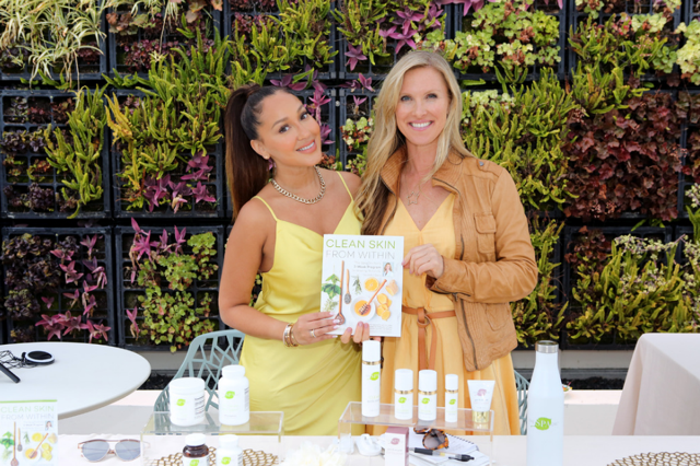 EcoLuxe Lounge Brings in Celebs Before The EMMYs
