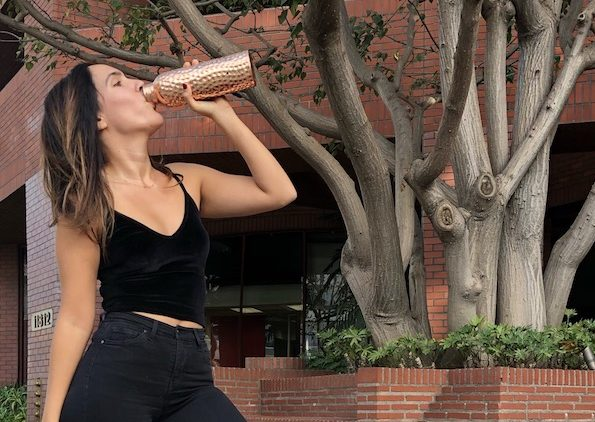 Staying Hydrated The Ayurvedic Way: Copper H2O