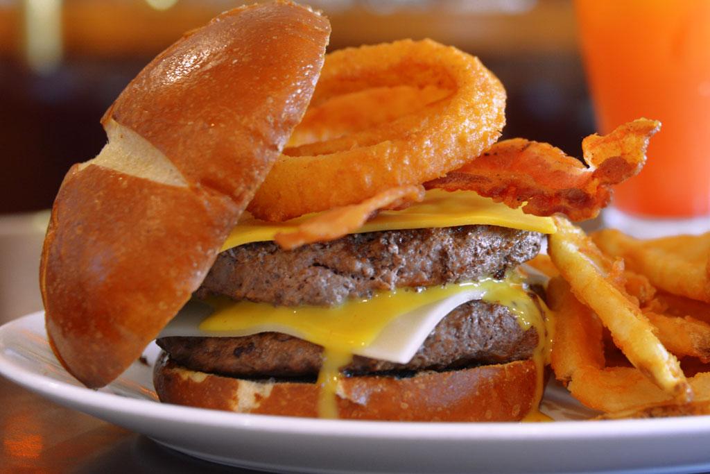The Viking Burger