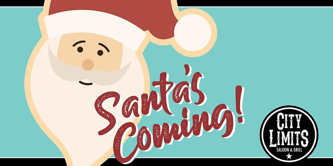 Santa – Dec 1