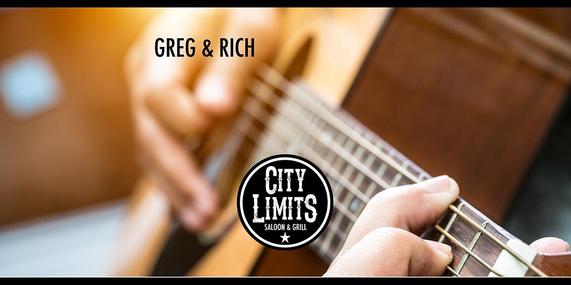 Greg & Rich – Nov 16