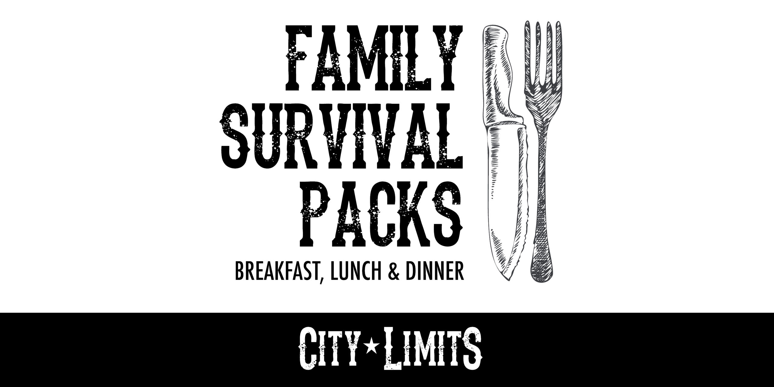 Family Survival Packs