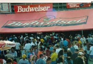 Budweiser Sponsor