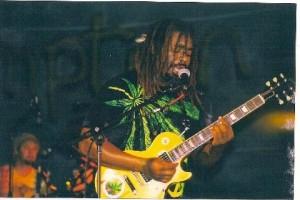 Carlton Pride & Zion Reggae Band