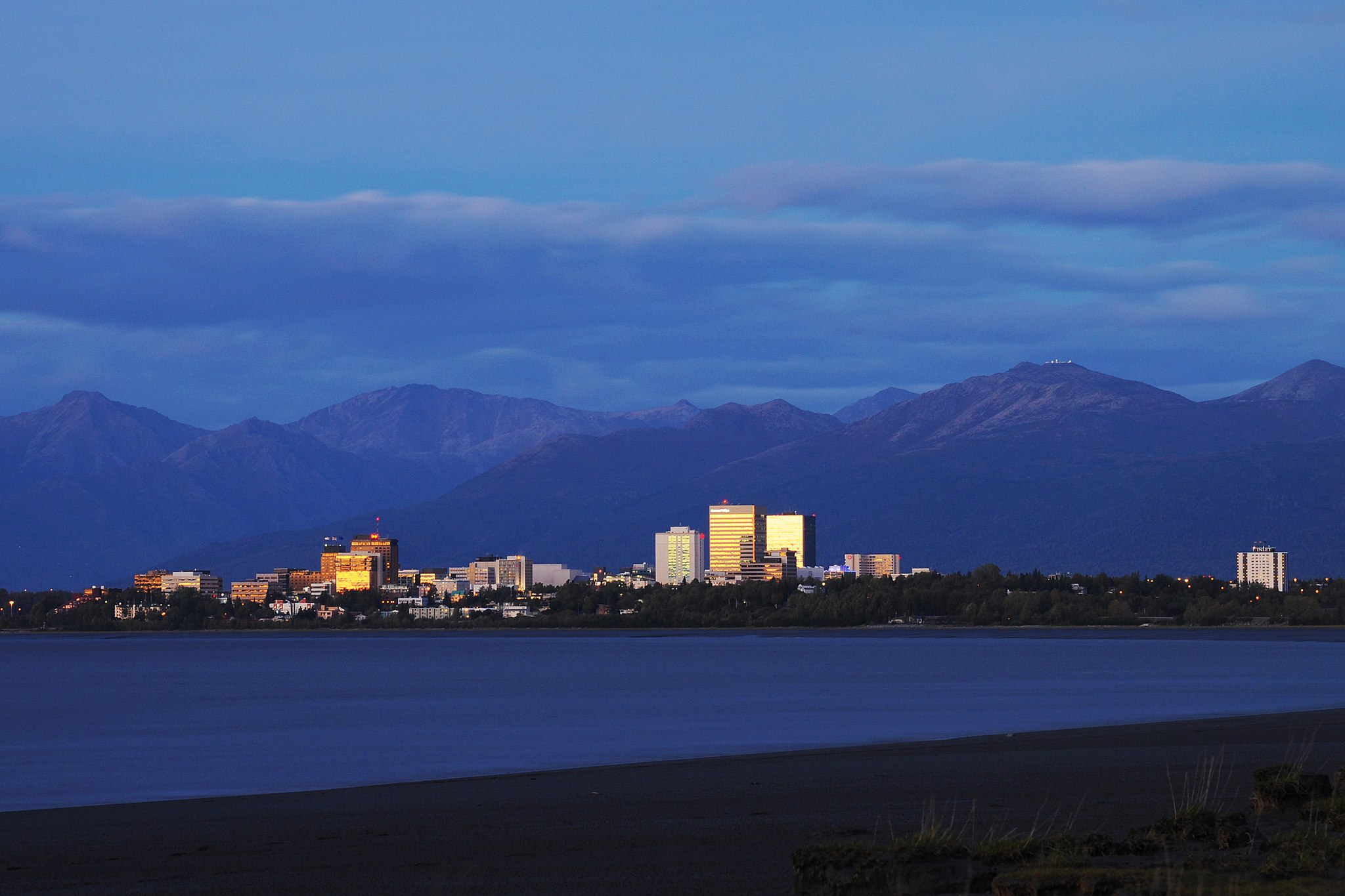 New ballot initiative hopes to kickstart Anchorage revitalization with sales tax