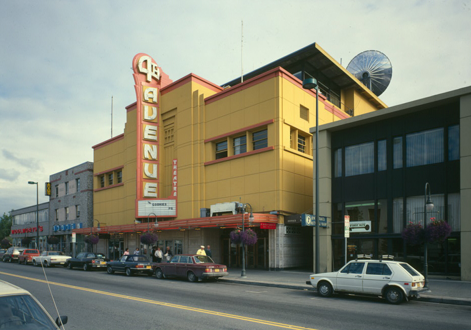 The role of a 20th-century movie palace in a 21st-century city